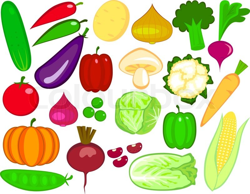 vegetable cartoon character stock vector colourbox Free Clip Art Steak Dinner Steak Fry Clip Art