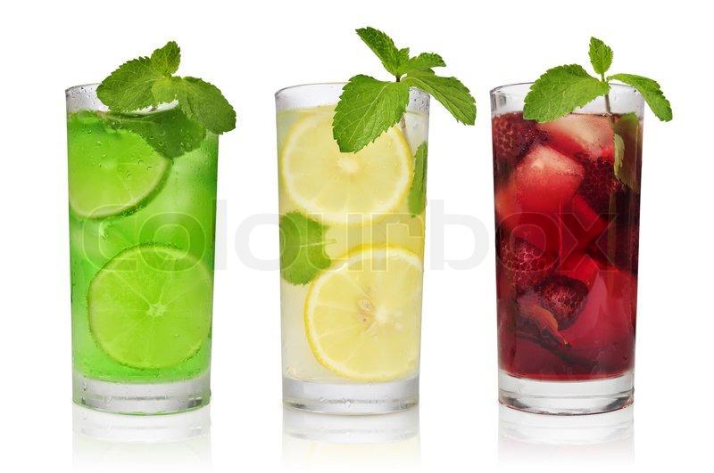 Erfrischungsgetränke | Stockfoto | Colourbox