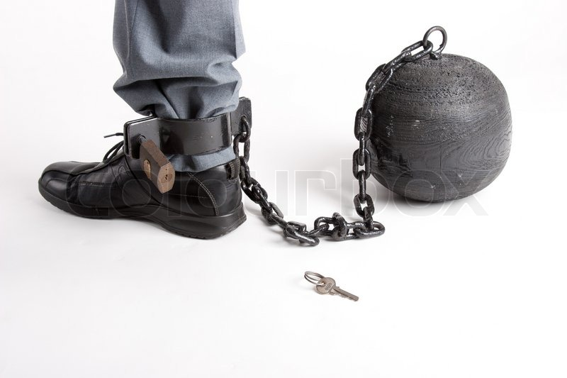 prisoner ball Ball and chain definition, a heavy iron ball fastened by a chain to a prisoner's leg  see more.