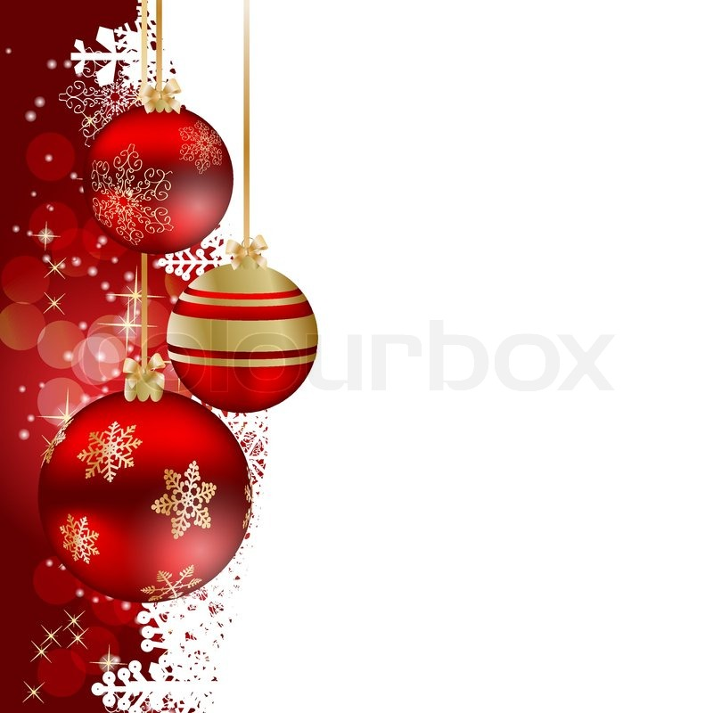 abstract beauty christmas and new year background stock vector colourbox