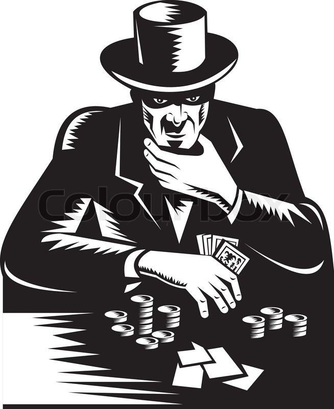 Player gambling the study of gambling