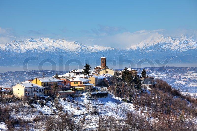 Город пьемонт