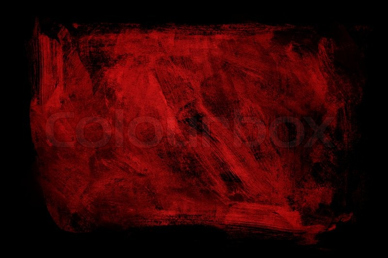 Grunge red paint background texture Stock Photo Colourbox