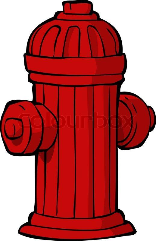 Hydrant Stock Vector Colourbox