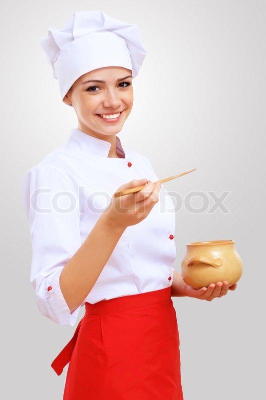 Kochkunst, kulinarik, küche   Stockfoto   Colourbox   {Beruf koch kleidung 35}