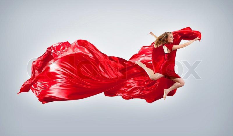 Танцующая девушка картинки