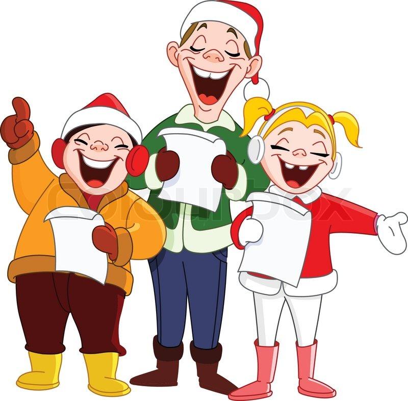 Lighted 8 Song Musical Holiday Christmas Carolers Choir: Christmas Carolers