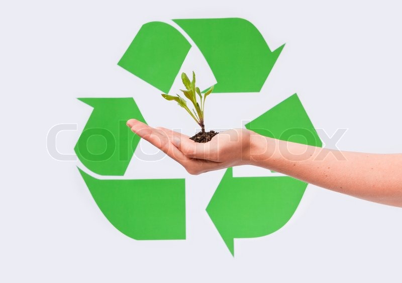 Stock image of 'Environment protection'