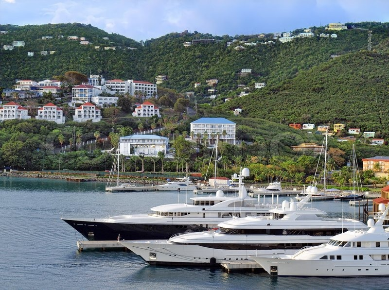 Virgen st thomas marina