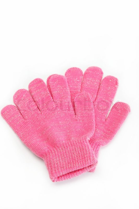 Pink gloves | Etsy