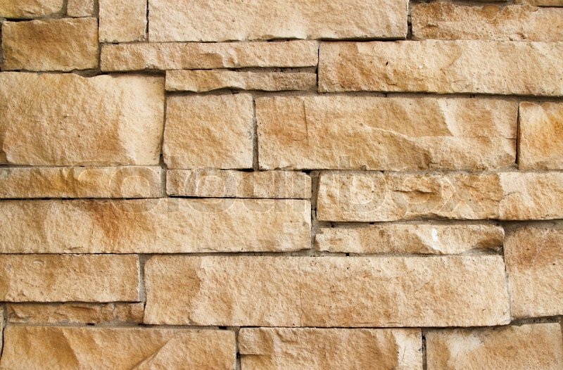 stone brick wall old brick stone wall stock photo colourbox