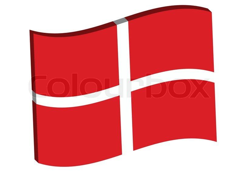 clip art flag dansk - photo #34