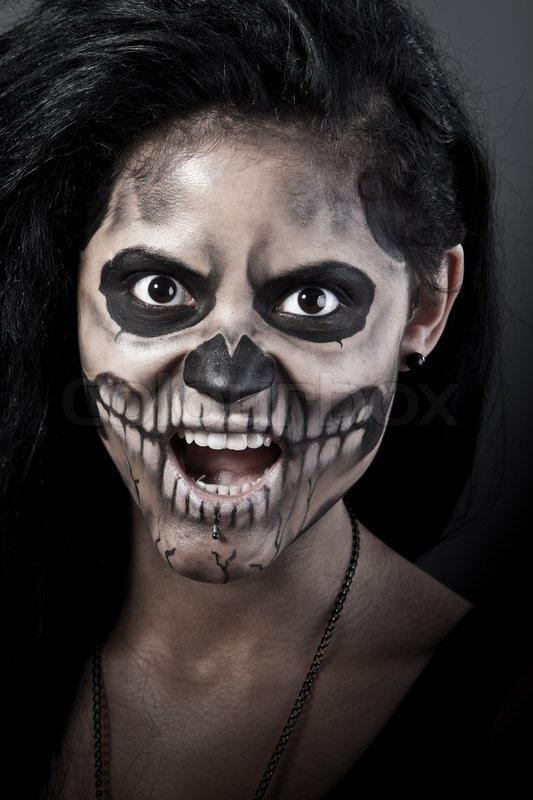 Awesome Adult Face Painting Stencils