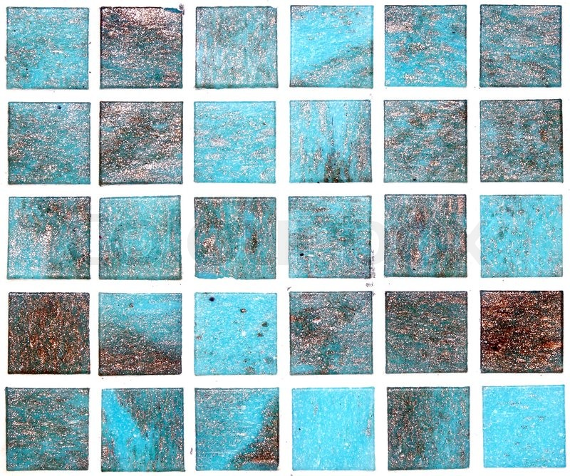 Tile Texture Background Of Bathroom Or Swimming Pool Tiles