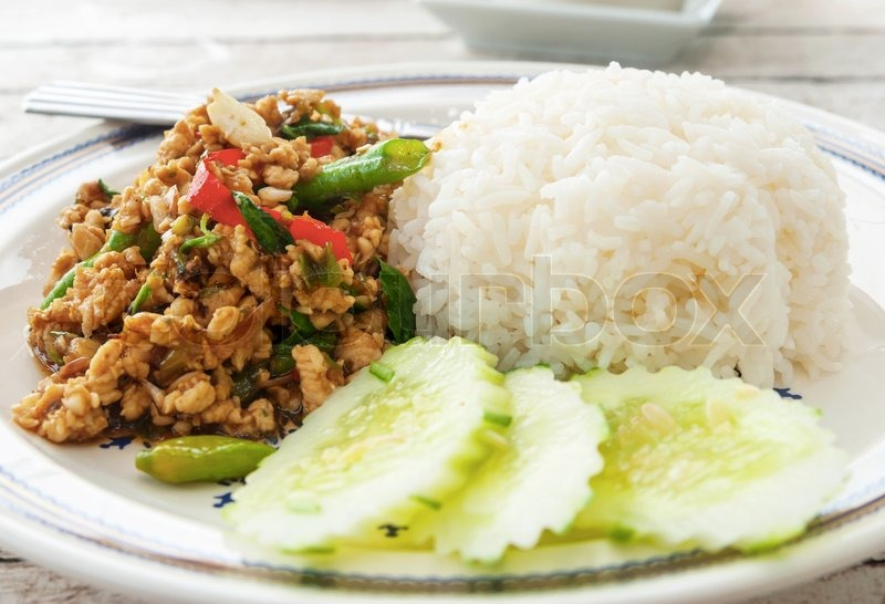 Thai rezept mit huhn