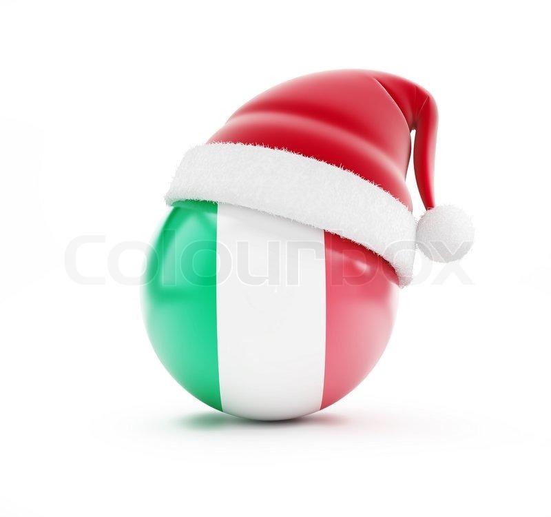 weihnachten in italien stock foto colourbox. Black Bedroom Furniture Sets. Home Design Ideas
