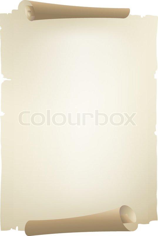 alte papier banner vektor hintergrund eps10 stock. Black Bedroom Furniture Sets. Home Design Ideas