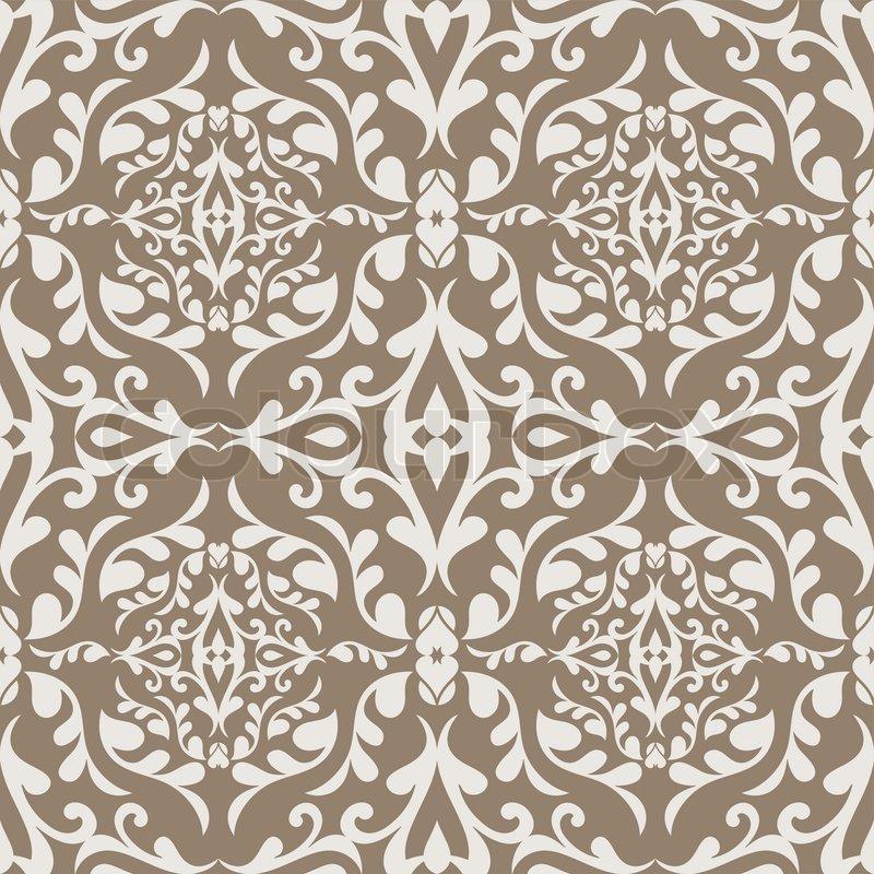 vector seamless renaissance wallpaper - photo #11