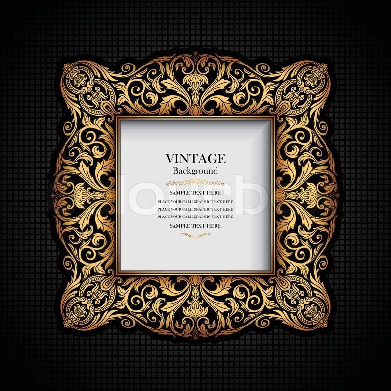 5094625-vintage-ornamental-frame-rich-royal-luxury-design