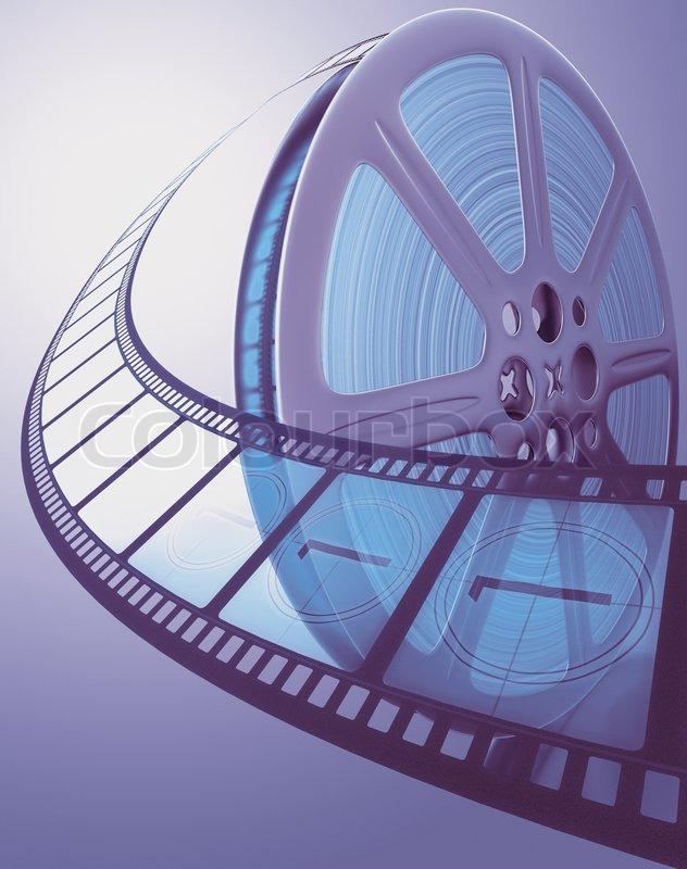 Film Countdown: Film Reel Countdown
