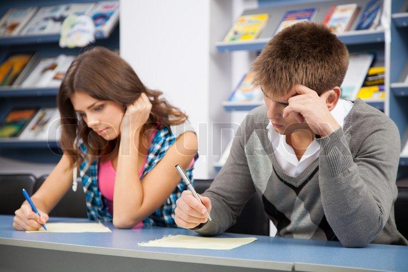 cheating in exam
