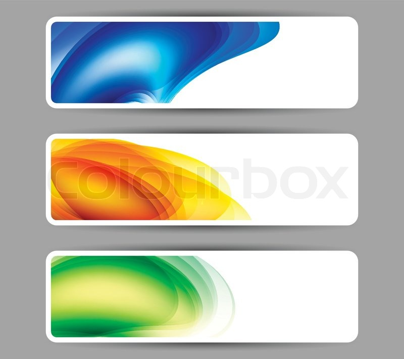 abstract angle background banner bent blank blue