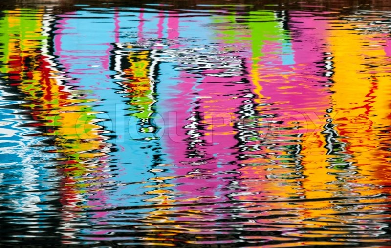 colorful reflection related keywords - photo #41