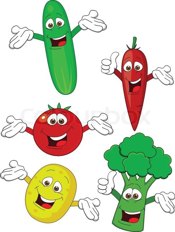 Vitamin hvid vegetar stock vektor colourbox