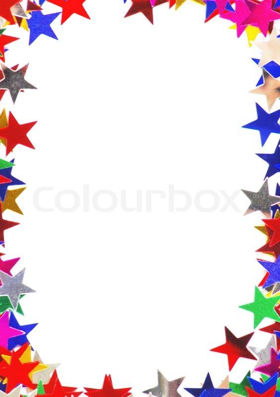Glittery Christmas Cards
