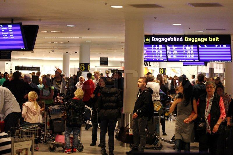 kastrup lufthavn bagage