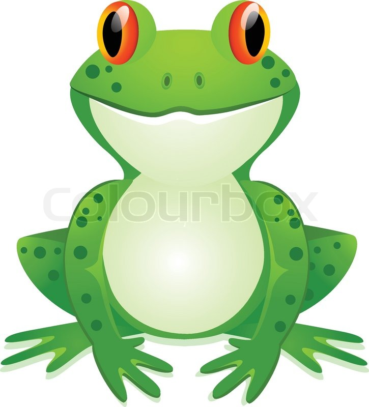 funny toad cartoon stock vector colourbox frog and toad clipart Frog From Frog and Toad Character