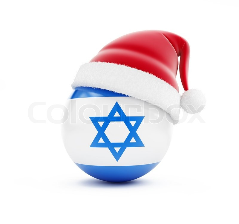 christmas in israel stock photo colourbox