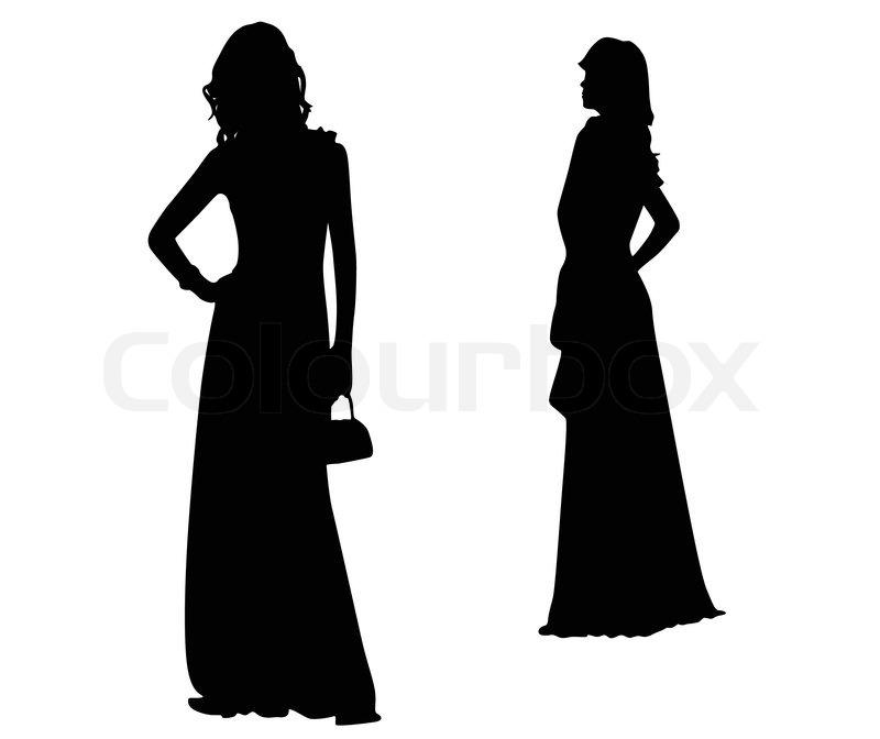 Change In Fashion Silhouette Women