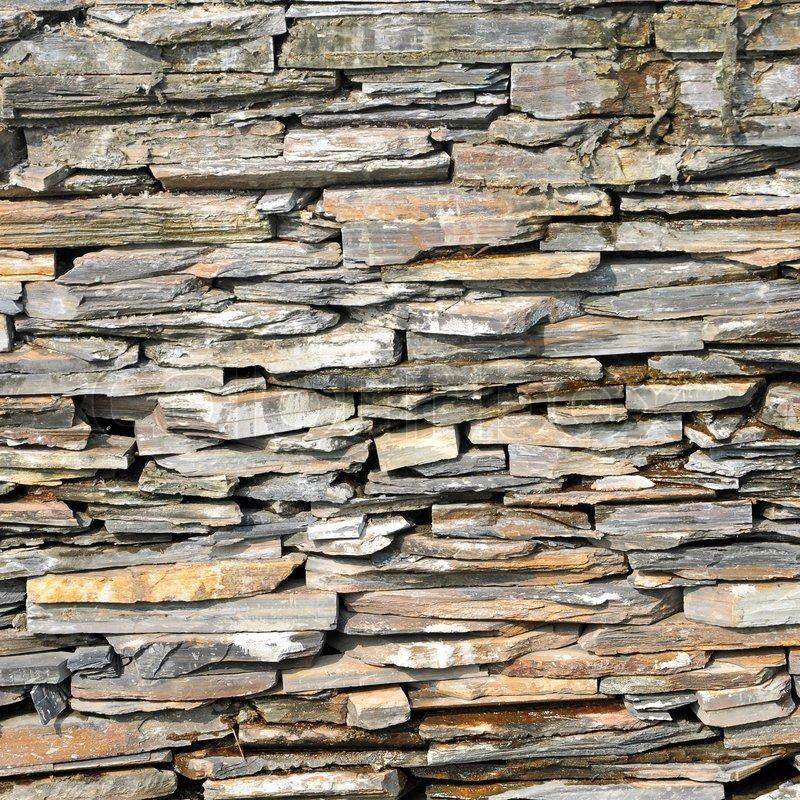 Masonry wall, stock photo
