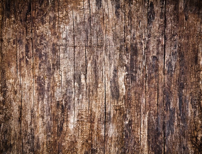 Old cracked wood background, high resolution | Stock Photo | Colourbox