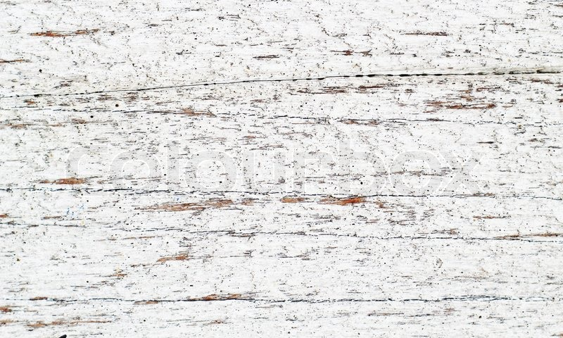 Close up of old white wood natural texture background ...