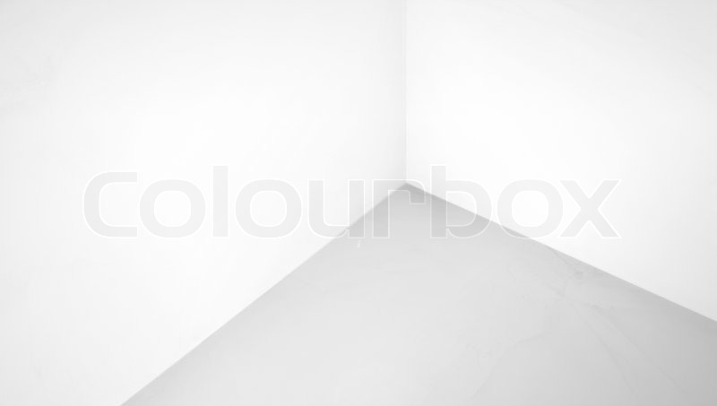 Abstract Architecture Background Empty Corner Of The White