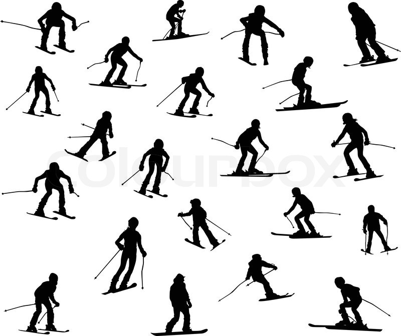 Displaying (19) Gallery Images For Ski Lift Silhouette...