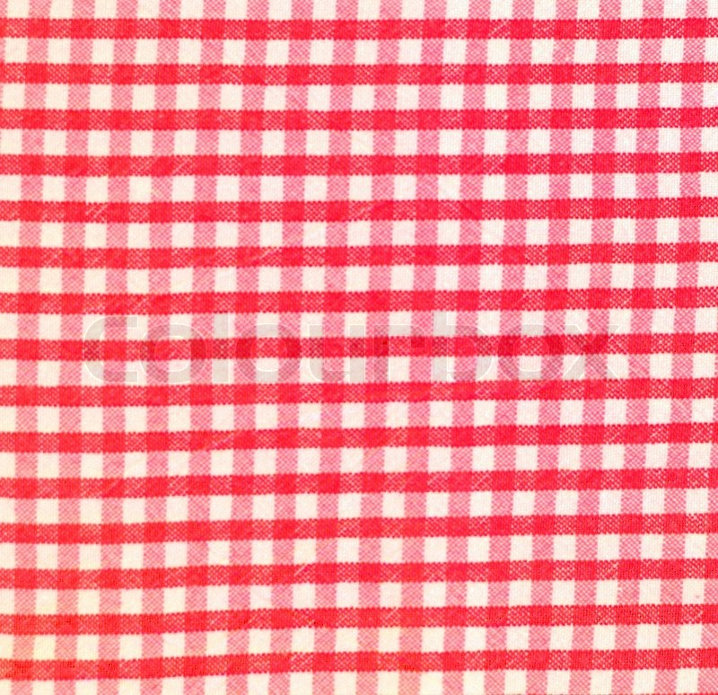 detailed red picnic cloth background stock photo colourbox