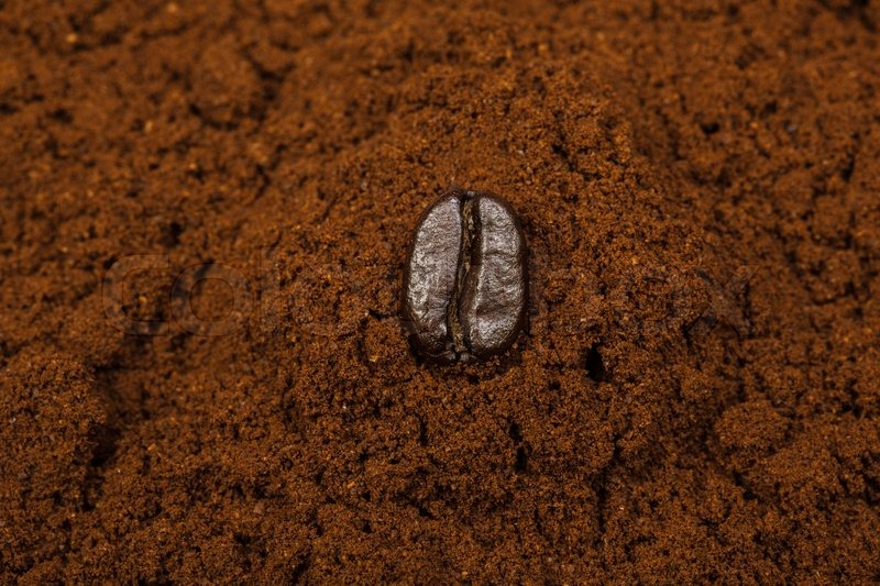 ground coffee stock photo - photo #47