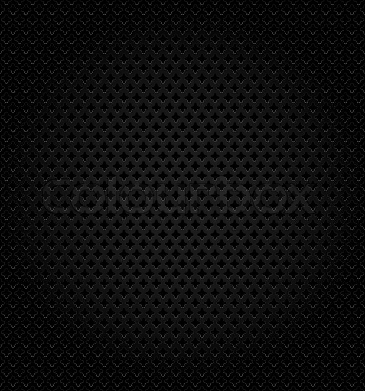 abstract metallic black background stock vector colourbox