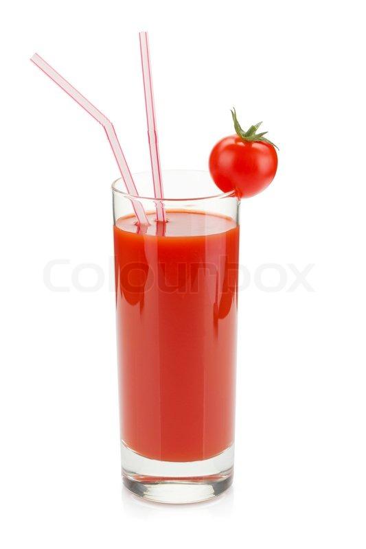 how to drink tomato juice