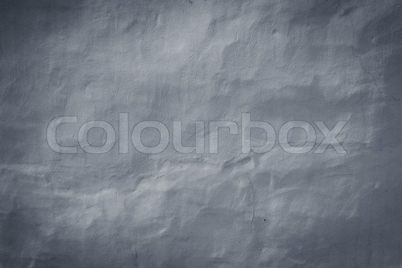raue graue putz wand hintergrund stockfoto colourbox. Black Bedroom Furniture Sets. Home Design Ideas