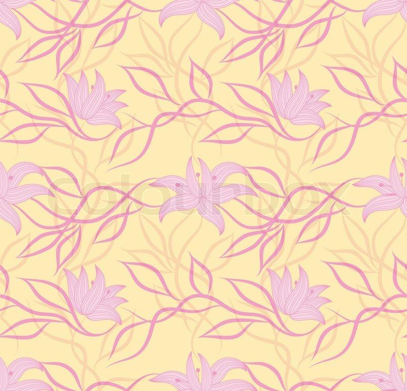 Art vector flower pattern seamless pattern fabric texture floral art vector flower pattern seamless pattern fabric texture floral vintage design pretty cute wallpaper romantic cartoon feminine filigree tile mightylinksfo