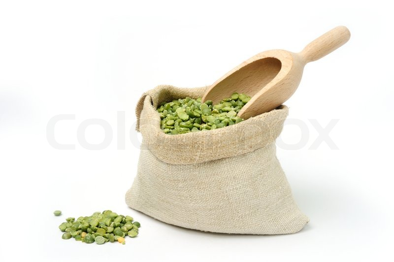 how to cook dried green peas