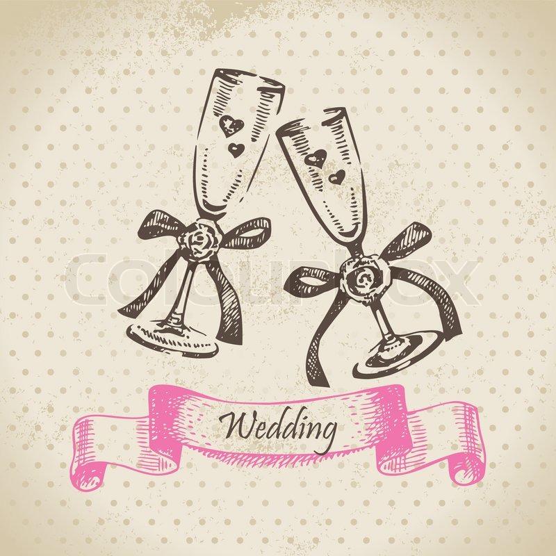 Рисунки на свадьбу