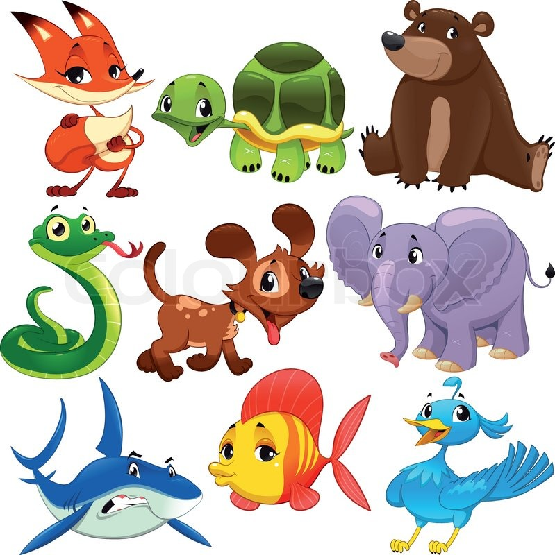 Baby Learn Animals Names and Sounds  Fun Educational