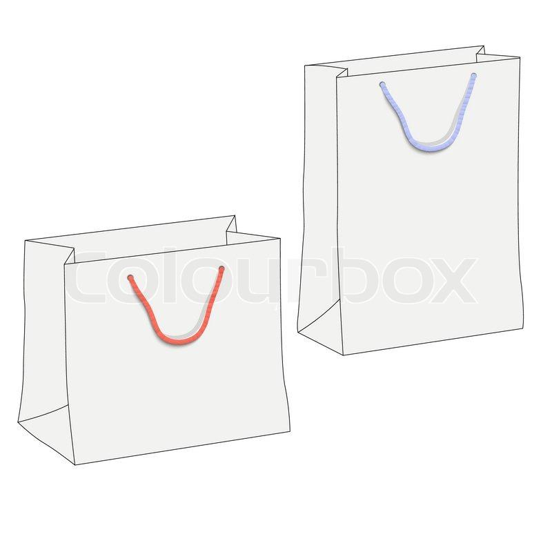Custom Printed Retail Merchandise Bags  Custom Printed