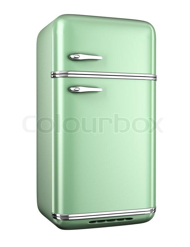 retro køleskab Retro køleskab   stock foto   Colourbox retro køleskab