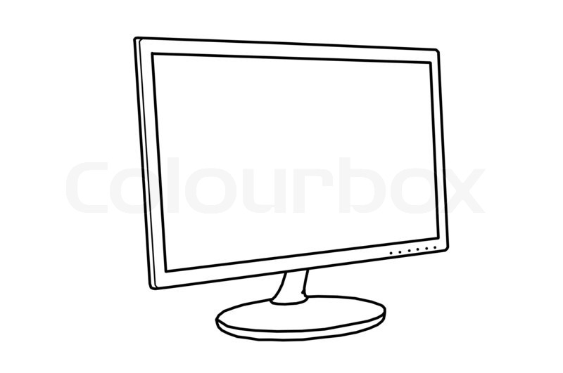 drawing monitor